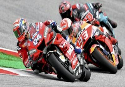 MotoGP Austria 2019 berlangsung menarik.