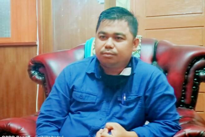 Ketua KPU Pelalawan, Wan Kardiwandi SSos