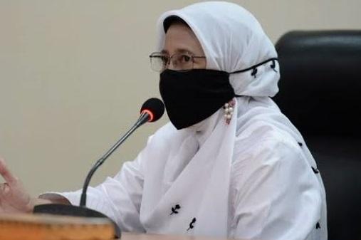 Kepala Dinas Kesehatan Provinsi Riau Mimi Yuliani Nazir