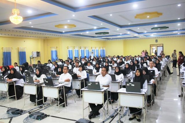 Hari Ini Bkpsdm Dumai Mulai Tes Skd Cpns 2019