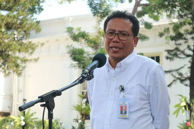 Juru Bicara Presiden, Fadjroel Rachman.