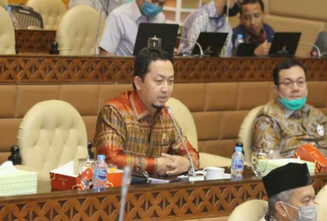 Anggota DPR RI, Syahrul Aidi. Foto: Riaupos