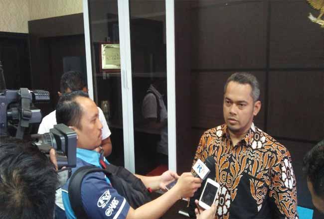 Ketua DPRD Kota Pekanbaru Hamdani