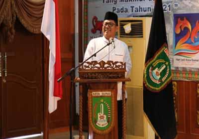 Wakil Walikota Dumai Eko Suharjo SE