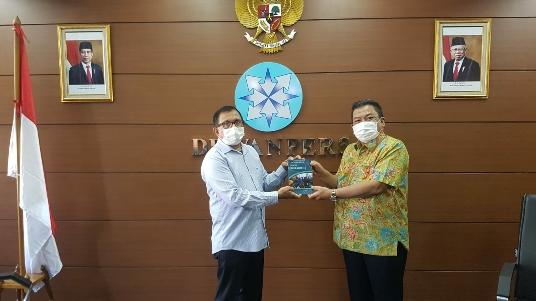 Dewan Pers mengapresiasi apa yang telah dilakukan Pemprov Riau dengan mengeluarkan Pergub Riau Nomor 19 Tahun 2021.