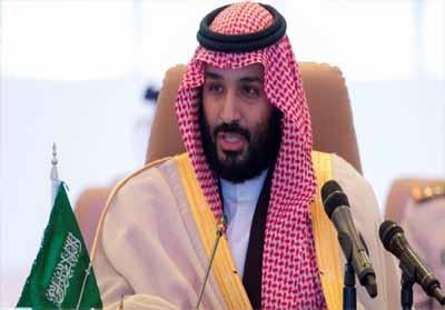 Pangeran Mohammed bin Salman. Foto : Detik