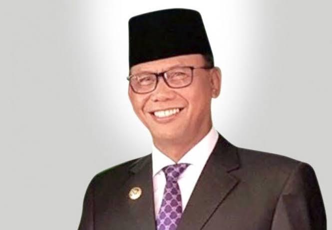 Bupati Rohil H Suyatno.