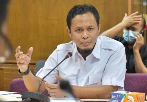 Wakil Ketua DPRD Riau Agung Nugroho
