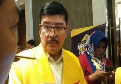 Ketua Koordinator Bidang Kepartaian DPP Partai Golkar Ibnu Munzir