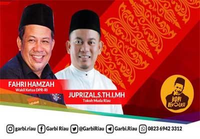 Ngopi Bareng Fahri Hamzah dan Deklarasi Gerakan Arah Baru Indonesia (GARBI) Chapter bakal digelar di Riau