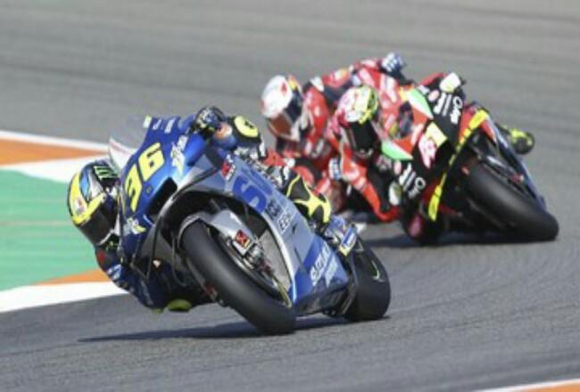 Joan Mir juara dunia MotoGP 2020. Foto: CNNIndonesia