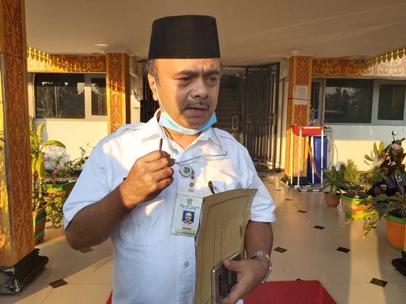 Juru Bicara Satgas Covid-19 Kota Dumai, dr Syaipul