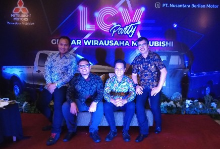 Light Commercial Vehicle (LCV) Party.