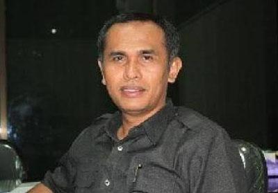 Wakil Ketua DPRD Kota Pekanbaru, Ir Nofrizal