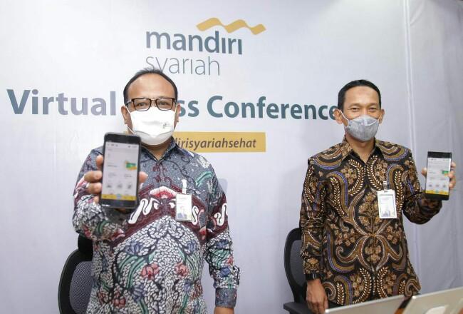 Bank Syariah Mandiri (Mandiri Syariah) meluncurkan fitur e-mas di Mandiri Syariah Mobile (MSM).