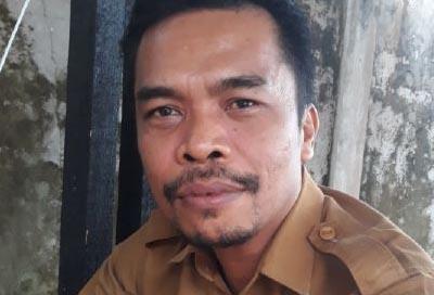 Kepala Bidang Pengelolaan aset daerah BPKAD Kuansing, Hasvirta Indra.