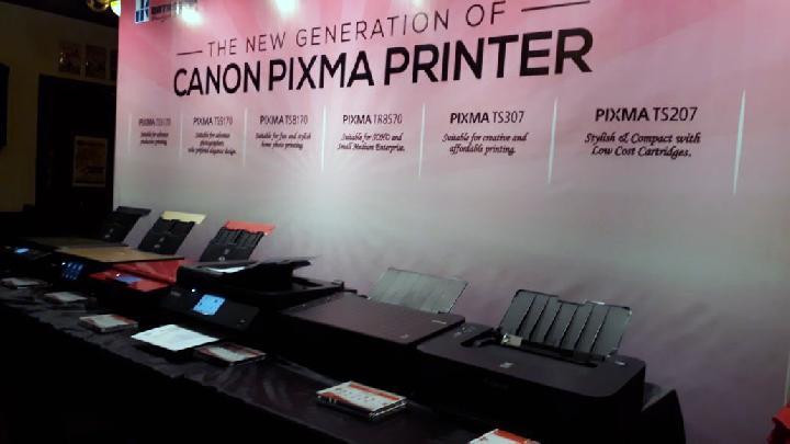 Canon Luncurkan Line Up Terbaru Printer Begini Kelebihan Dan Fiturnya