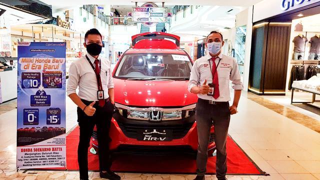 Promo penjualan mobil Honda yang sangat menguntungkan customer setia Honda mulai DP terjangkau, angsuran ringan, bunga hingga 0 persen.