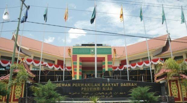 Gedung DPRD Provinsi Riau