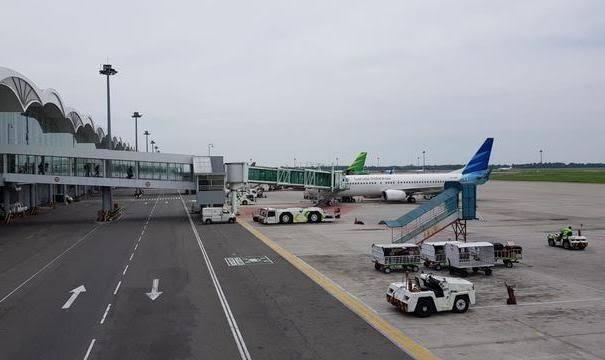 Bandara Kualanamu.