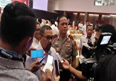 Wakil Gubernur Riau Edy Natar Nasution