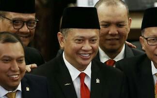 Bambang Soesatyo terpilih jadi Ketua MPR.