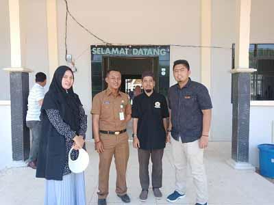 Dosen Prodi HI UIR Kegiatan Pengabdian kepada Masyarakat di Pulau Rupat.