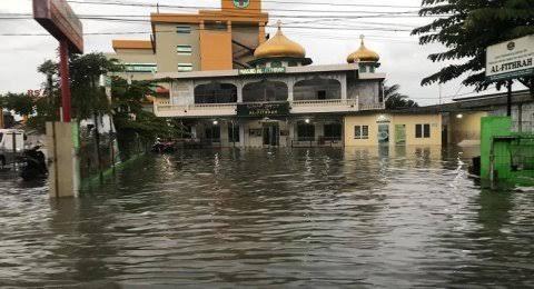 Banjir Pekanbaru.
