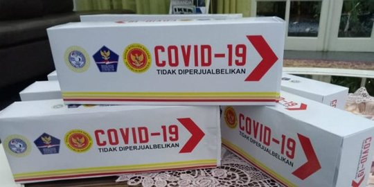 Estimasi biaya pengadaan vaksin hingga imunisasi untuk 160 hingga 190 juta masyarakat Indonesia ialah sekitar Rp 65,9 triliun.