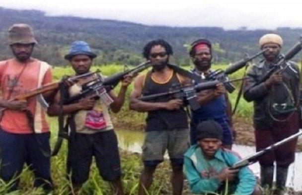 KKB Papua.