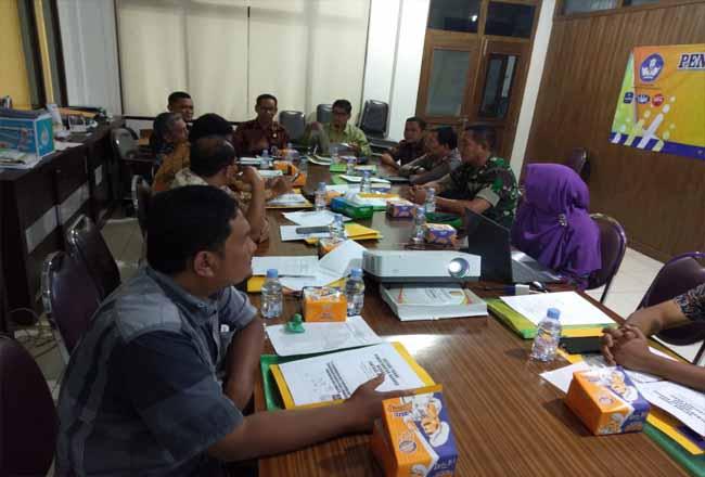 Rapat pembentukan Satgas Bara.