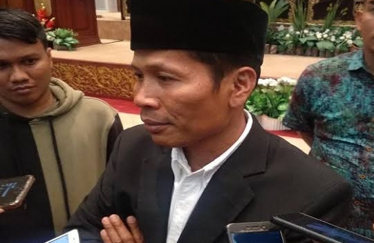 Ketua DPRD Provinsi Riau, H Indra Gunawan