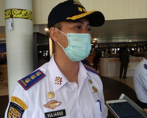 Kepala Dishub Kota Pekanbaru, Yuliarso