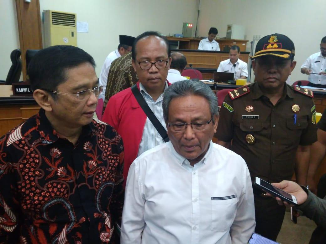 Ketua PGPI Provinsi Riau,Pendeta Rekson Sitorus beri keterangan terkait video viral di Inhil.