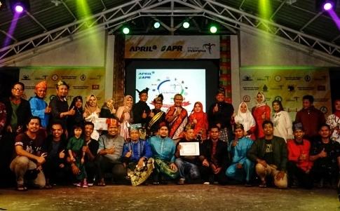 IKMR Riau Kompleks keluar sebagai Juara Umum pada PSB 2019.