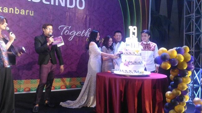 Perayaan HUT ke 16 PT Anugerah Karya Aslindo