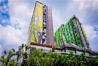 Hotel Golden Tulip Esential Pekanbaru