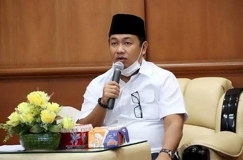 Ketua DPRD Riau Yulisman
