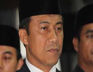 Sekretaris Daerah (Sekda) Kota Pekanbaru M. Noer