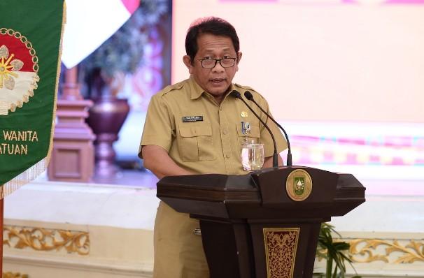 Sekretaris Daerah (Sekda) Provinsi Riau Yan Prana Jaya.