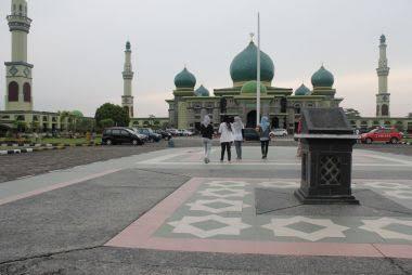 Masjid Raya An Nur Pekanbaru