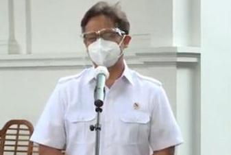 Menteri Kesehatan atau Menkes Budi Gunadi Sadikin