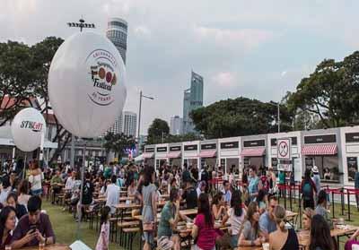Singapore Food Festival 2019.