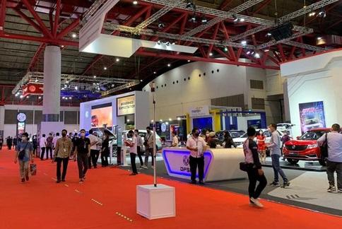Internasional Motor Show (IIMS) 2021