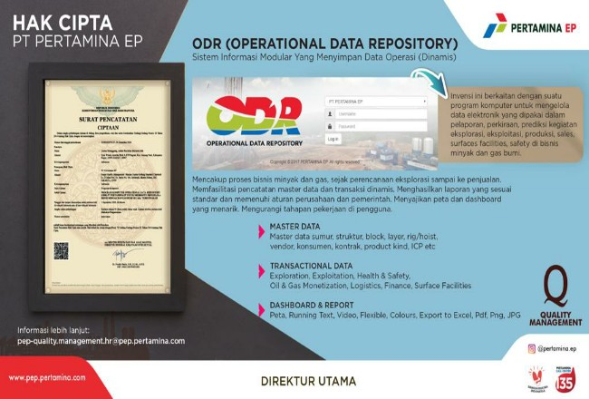 Serifikat ODR.
