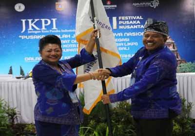 Bupati Siak Alfedri siap menjadi tuan rumah pelaksana Festival Budaya Nusantara VIII dan Rakernas Jaringan Kota Pusaka Indonesia (JKPI) Tahun 2020.
