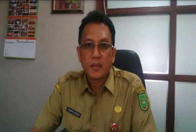 Kepala BKD Riau Ikhwan Ridwan