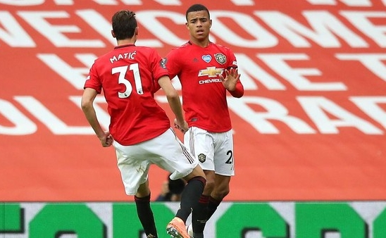 Manchester United harus berjuang memenangi gelar Liga Inggris 2020/2021.