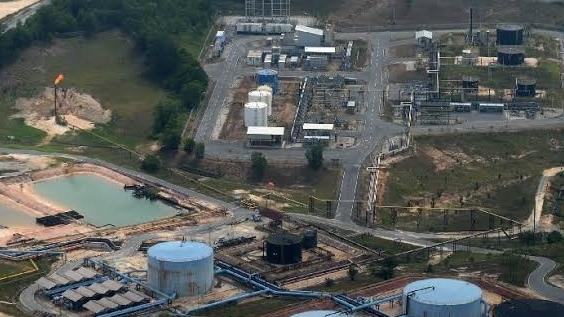 Pengelolaan minyak PT CPI