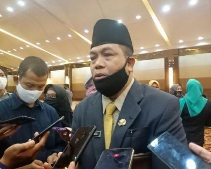 Kadis LHK Riau Mamun Morod